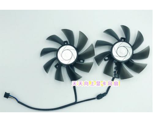 MSI Кулер для видеокарты MSI HA9010H12SF-Z 82мм, 1мм, 40мм сдвоенный Тип 2