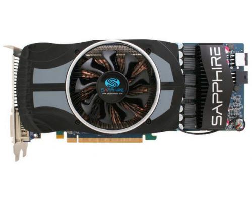 Видеокарта Sapphire 4890 охлаждение L2 plus уценка