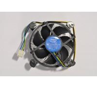 Кулер для процессора ICU Intel Socket 1151,1150,1155,1156 медный сердечник 4 PIN 95W