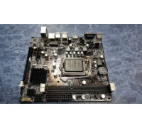 Материнская плата Socket 1155 Mini-ITX H61 (Intel H61 , 2xDDR3, SATA , PCI-E, SB, LAN, USB2.0,HDMI)