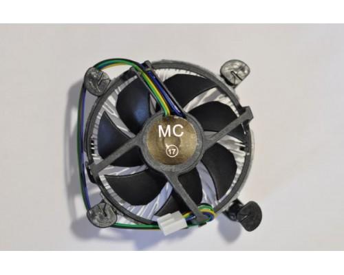 Кулер для процессора MC17 Lite Intel Socket 1151,1150,1155,1156 4 Pin 65W