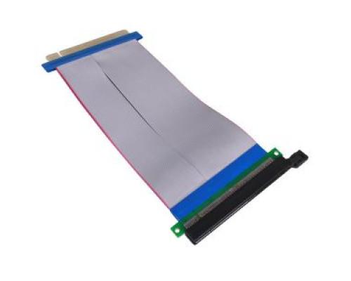 Райзер PCI-E 16x to 16x  riser, удлинитель для видеокарт, 19 см