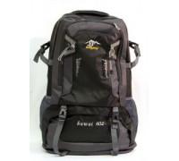 Рюкзак Body Huwai Серо-черный 60 литров