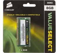 Оперативная память Corsair CMSO8GX3M1A1600C11 8Гб SO-DIMM DDR3