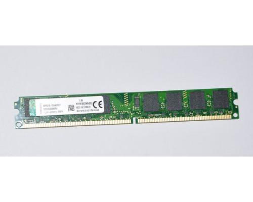 Модуль памяти 2048MB DDR2 Kingston(PC6400, 800МГц) RET