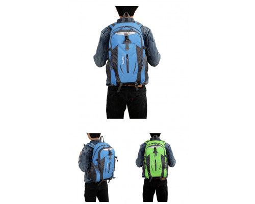 Рюкзак Body KEEP WALKING Черно-синий