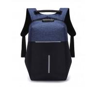 Рюкзак Body FULL Черно-синий