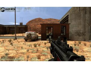 Системные требования для Black Mesa.