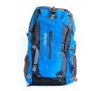 Рюкзак Body Huwai Серо-синий 60 литров