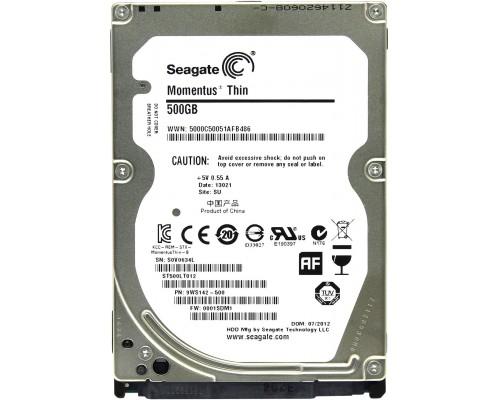 Жесткий диск Seagate ST500LT012