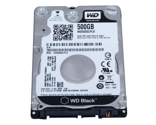 Жесткий диск Western Digital WD Black 500 GB (WD5000LPLX)
