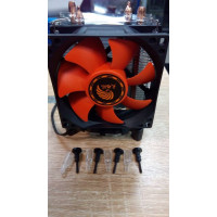 Кулер ASURA с тепловыми трубками 1150 1155 1156 1151 775 AM2 AM3