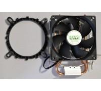 Кулер для процессора AVC T4 Zeon Intel Socket 1151,1150,1155,1156,1366,775 AMD AM1, AM2, AM2+, AM3, AM3+, FM1, FM2, FM2+,AM4 4 PIN 125W