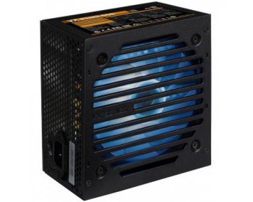 Блок питания 650W Aerocool VX-650 PLUS RGB