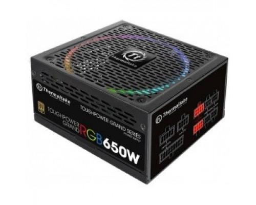 Блок питания 650W Thermaltake ToughPower Grand RGB (PS-TPG-0650FPCGEU-R)