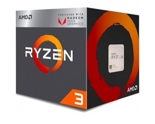 Процессор AMD Ryzen 3 2200G BOX