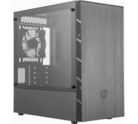 Корпус Cooler Master MasterBox MB400L Black (MCB-B400L-KGNN-S00)