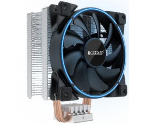 Кулер PCcooler GI-X3B V2 Blue LED