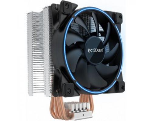 Кулер PCcooler GI-X4B V2 Blue LED