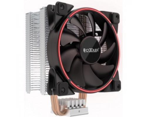 Кулер PCcooler GI-X3R V2 Red LED