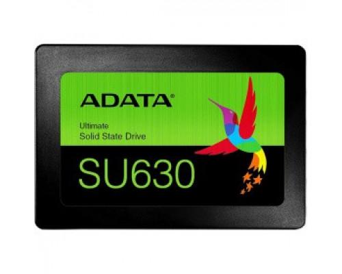 Твердотельный накопитель 1.92Tb SSD ADATA Ultimate SU630 (ASU630SS-1T92Q-R)
