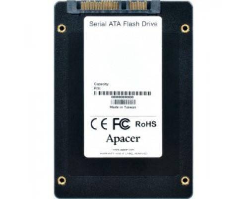 Твердотельный накопитель 256Gb SSD Apacer PPSS25 (AP256GPPSS25-R)