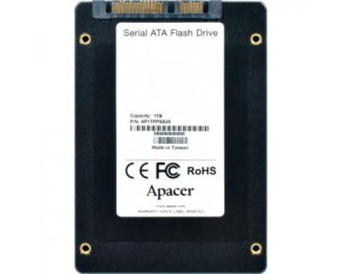Твердотельный накопитель 1Tb SSD Apacer PPSS25 (AP1TPPSS25-R)