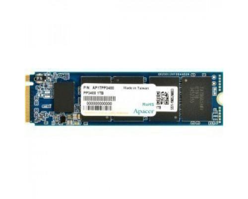 Твердотельный накопитель 1Tb SSD Apacer PP3480 (AP1TPP3480-R)
