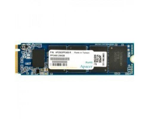 Твердотельный накопитель 256Gb SSD Apacer PP3480 (AP256GPP3480-R)