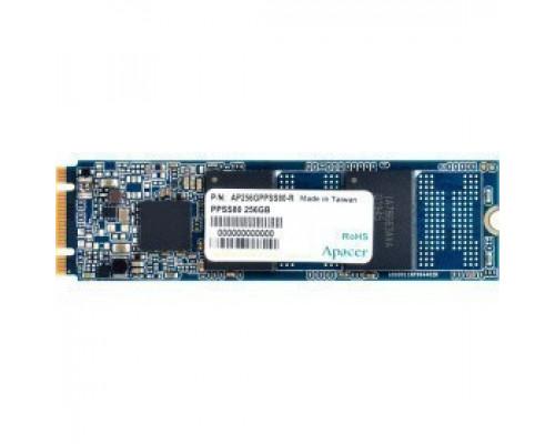 Твердотельный накопитель 256Gb SSD Apacer PPSS80 (AP256GPPSS80-R)
