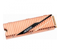 Твердотельный накопитель 1Tb SSD Gigabyte Aorus (GP-ASM2NE6100TTTD)