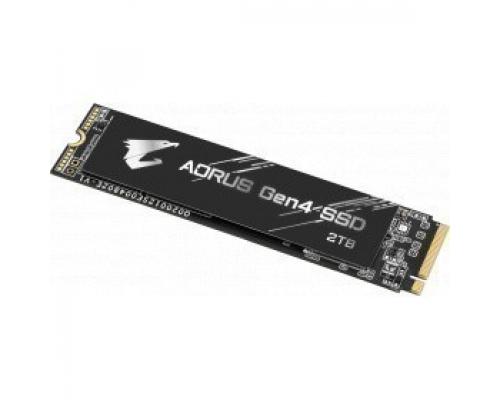 Твердотельный накопитель 2Tb SSD Gigabyte Aorus (GP-AG42TB)
