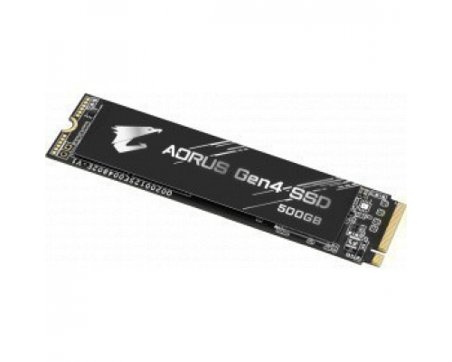 Твердотельный накопитель 500Gb SSD Gigabyte Aorus (GP-AG4500G)