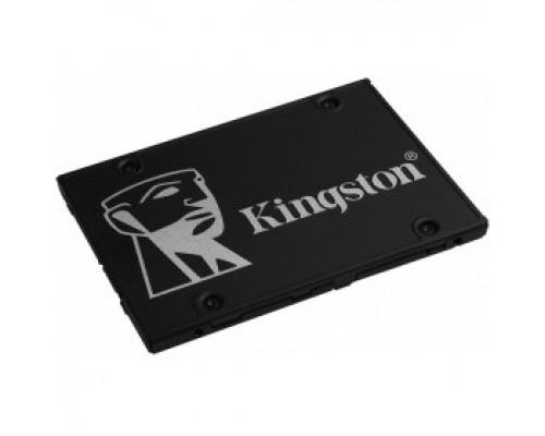 Твердотельный накопитель 256Gb SSD Kingston KC600 Series (SKC600B/256G)