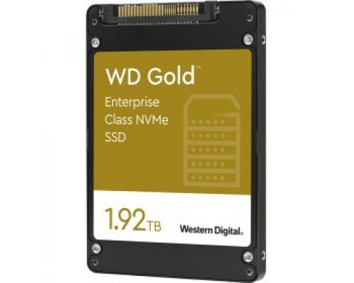 Твердотельный накопитель 1.92Tb SSD Western Digital Gold (WDS192T1D0D)