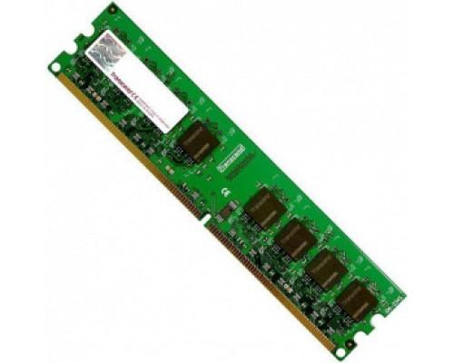 Оперативная память 1Gb DDR-II 667MHz Transcend (JM667QLJ-1G)