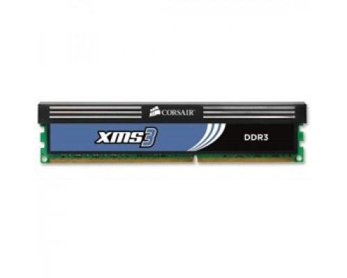 Оперативная память 4Gb DDR-III 1333MHz Corsair XMS3 (CMX4GX3M1A1333C9)