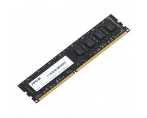 Оперативная память 4Gb DDR-III 1333MHz AMD Black (R334G1339U1S-U)