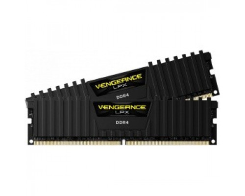 Оперативная память 16Gb DDR4 3000MHz Corsair Vengeance LPX (CMK16GX4M2B3000C15) (2x8Gb KIT)