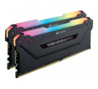 Оперативная память 16Gb DDR4 3000MHz Corsair Vengeance RGB PRO (CMW16GX4M2C3000C15) (2x8Gb KIT)