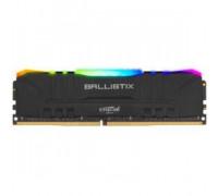 Оперативная память 16Gb DDR4 3600MHz Crucial Ballistix RGB (BL16G36C16U4BL) OEM