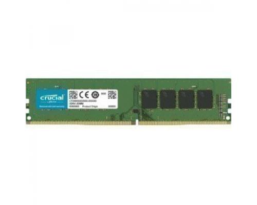Оперативная память 16Gb DDR4 2666MHz Crucial (CT16G4DFS8266)