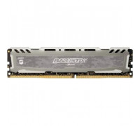 Оперативная память 16Gb DDR4 3000MHz Crucial Ballistix Sport LT Gray (BLS16G4D30BESB)