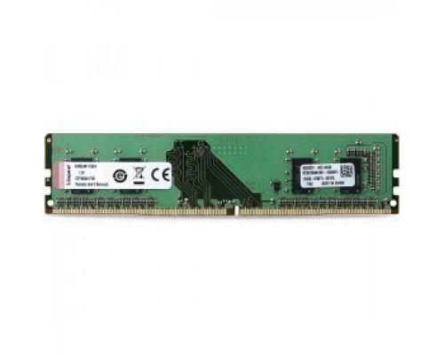 Оперативная память 4Gb DDR4 2400MHz Kingston (KVR24N17S6/4BK) OEM