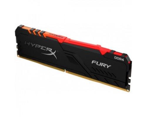 Оперативная память 32Gb DDR4 3600MHz Kingston HyperX Fury (HX436C18FB3A/32)