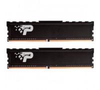 Оперативная память 32Gb DDR4 2666MHz Patriot Signature Line Premium (PSP432G2666KH1) (2x16Gb KIT)
