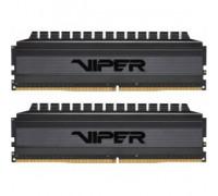 Оперативная память 64Gb DDR4 3000MHz Patriot Viper Blackout (PVB464G300C6K) (2x32Gb KIT)