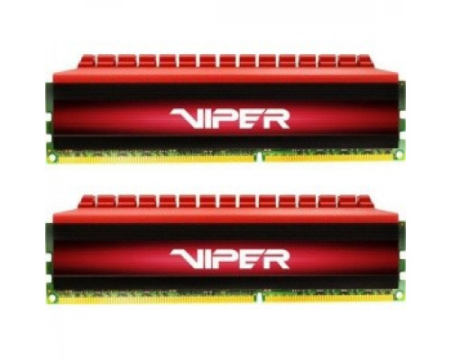Оперативная память 16Gb DDR4 3000MHz Patriot Viper 4 (PV416G300C6K) (2x8Gb KIT)