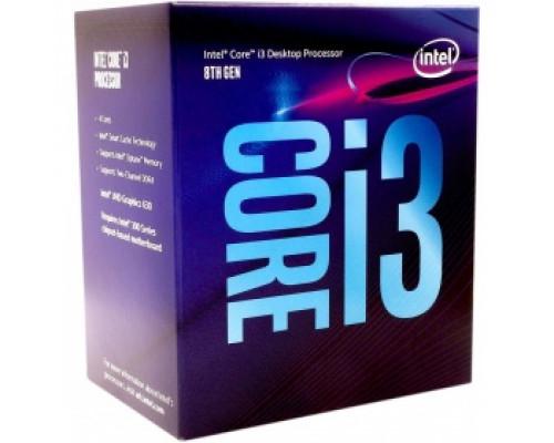 Процессор Intel Core i3 - 8100 BOX