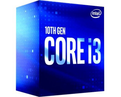 Процессор Intel Core i3 - 10100 BOX